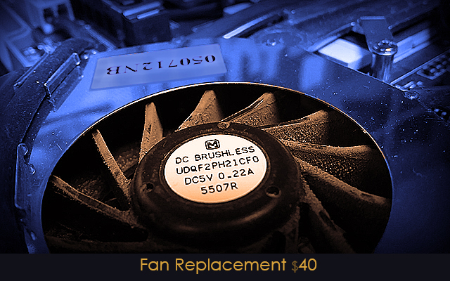 fan replacement